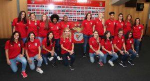 Tim Wanita Benfica Catat Rekor Gol Mengejutkan