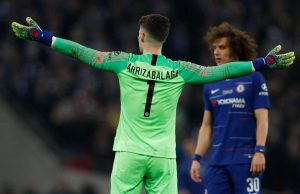 Jose Mourinho Kecam Aksi berontak Kepa Arrizabalaga