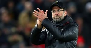 Jurgen Klopp Keluhkan Salju Di Anfield Saat Lawan Leicester City