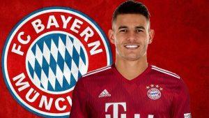 Lucas Hernandez Resmi Merapat Ke Bayern Munich