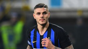 Mauro Icardi Kembali Berlatih di Inter Milan