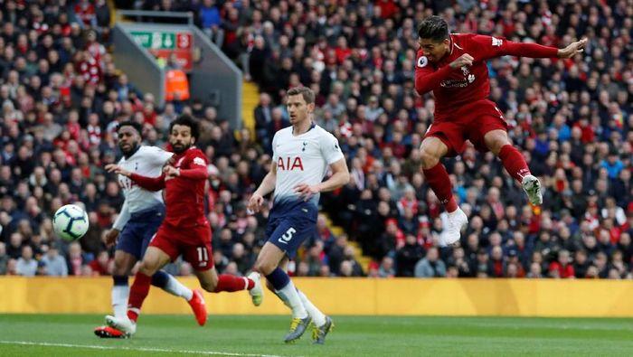Liverpool Hampir Ditahan Imbang Oleh Hotspur