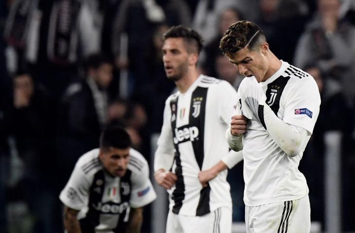 Ronaldo Akan lebih cepat Meninggalkan Juventus?