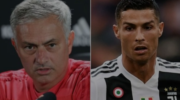 Pengganti Allegri, Cristiano Ronaldo Minta Juventus Kejar Jose Mourinho