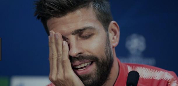 Gaya Bermain Barcelona Dikritik Xavi, Ini Reaksi Pique