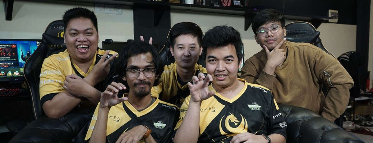 Senjata Favorit Team Recca Esport Dalam Game CSGO