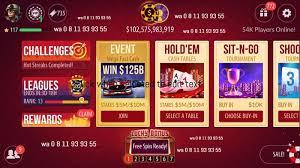 Cara pemasaran Poker Zynga di Jalur online