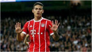 James Rodriguez Tidak Tutup Kemungkinan Kembali Ke Real Madrid