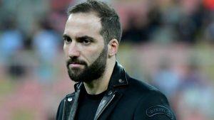 Gonzalo Higuain Jalani Masa Depan Baru Di Chelsea