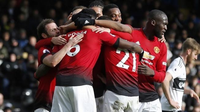 Belum Terkalahkan, Manchester United Rebut Posisi Keempat