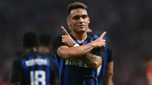 Inter Milan Menang Lewat Gol Tunggal Martinez atas Rapid Wina