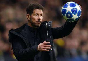 Diego Simeone Sambung Kontrak Dengan Gaji Fantastik