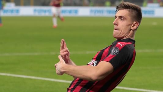 Krzysztof Piatek Jawaban Baru Untuk AC Milan