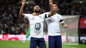 Raheem Sterling Semakin Meroket Di Kualifikasi Euro 2020