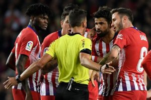 Diego Costa Segera Akhiri Musim Di La Liga
