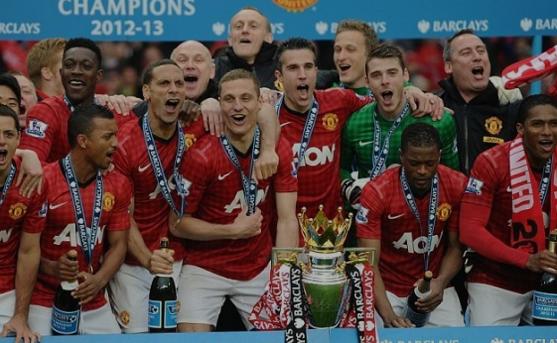 Dahulu Manchester United Bersaing Merebut Trofi, Kini Empat Besar Saja Terkesan Jauh