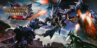 Monster Hunter Generations Ultimate Telah Diumumkan Untuk Nintendo Switch